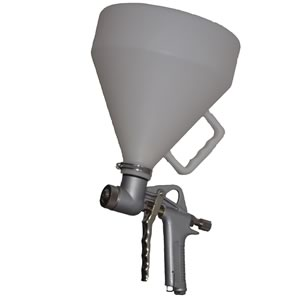 Kestrel Texture Spray Gun